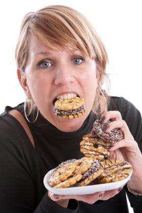 Aglutinantes de grasa – útiles para aquellos que tienden a comer en exceso cuando se sienten mal emocionalmente o están bajo estrés