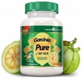 Recomendamos: Garcinia PURE™ de la respetable compañía de Reino Unido Evolution Slimming