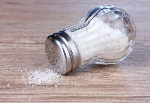 Limitar tu consumo de Sal